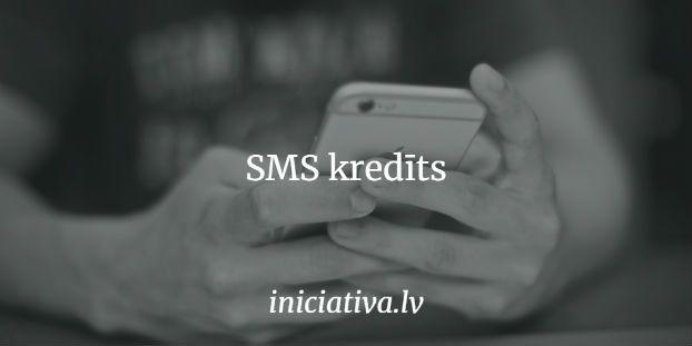 sms kredīts