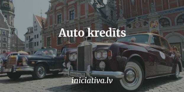 auto kredīts